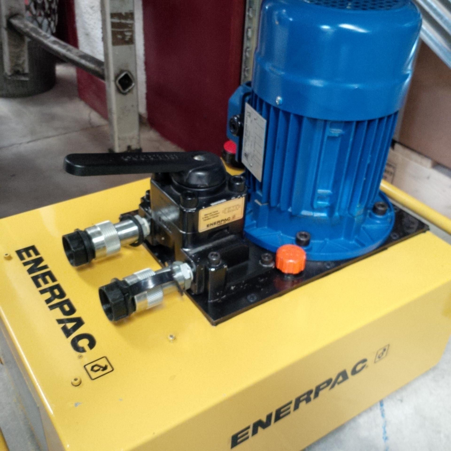 Révision PEM série 30000 ENERPAC