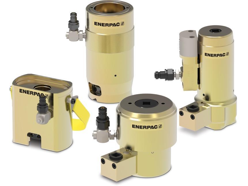 Tendeurs hydrauliques enerpac specifiques